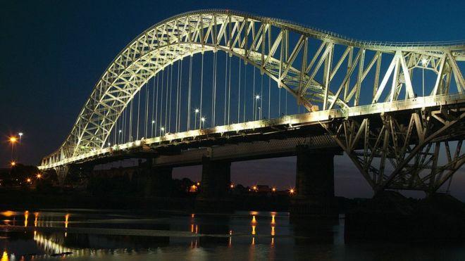Image result for jubilee bridge
