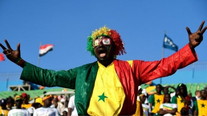 new concept 4b2b0 1ef03 The African Cup of Nations: 'Fairy-tale' team, cursed ...