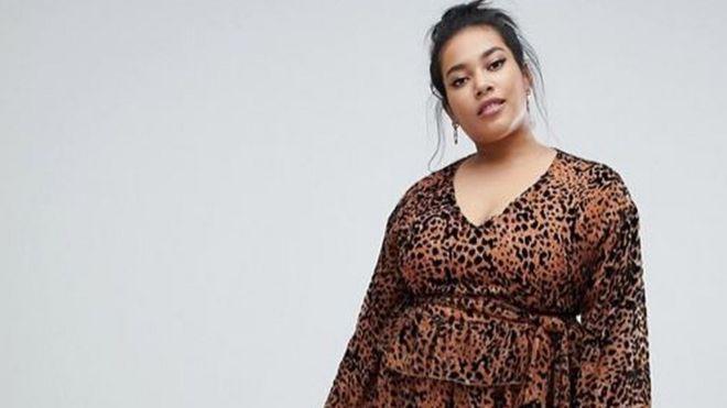 ba713e3545f Asos: Animal print and plus-size clothing boost profits - BBC News