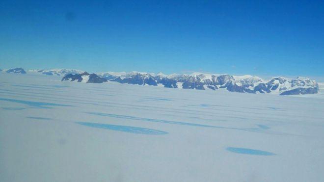 Plataforma de gelo Larsen C