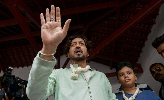 Irrfan Khan: Bollywood actor criticised over Islam remarks - BBC News
