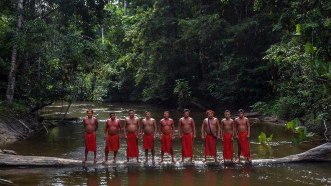 预测了新冠病毒的哥斯达黎加土著社区