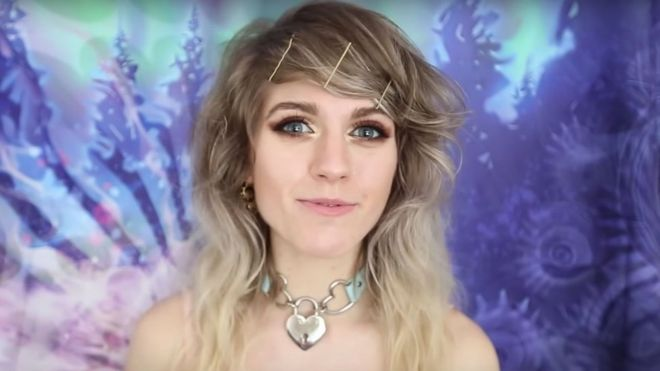YouTuber Marina Joyce found after appeal - BBC News