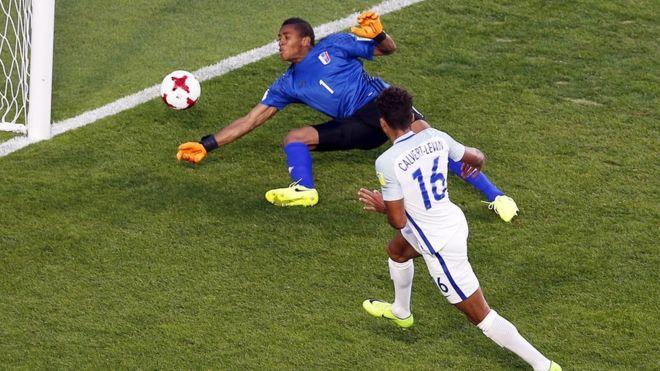 Gol de Inglaterra