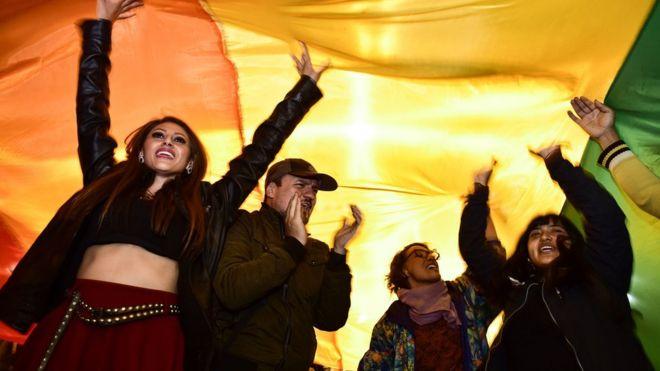 Ecuador's top court approves same-sex marriage - BBC News