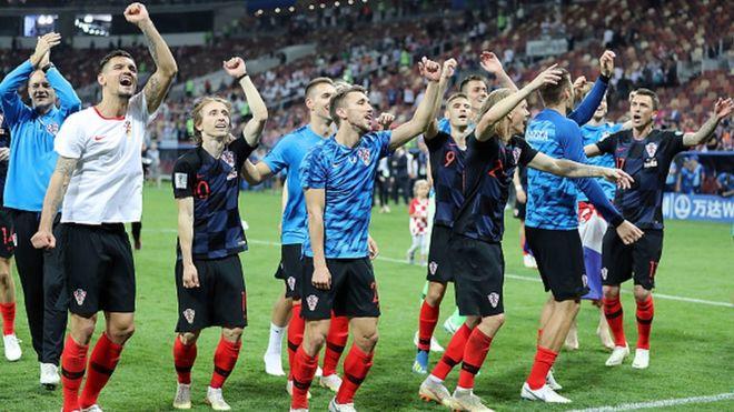 La Croatie retrouve la France en finale de la Coupe du monde