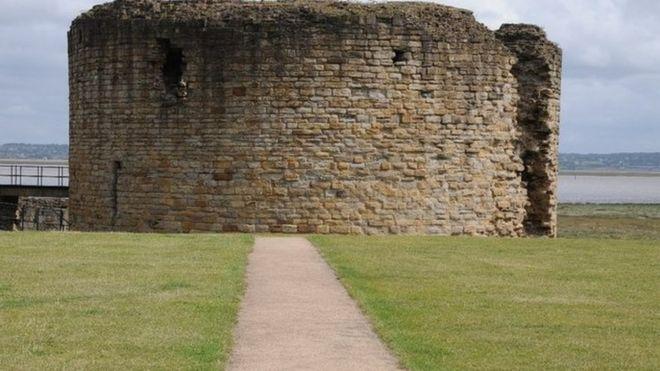 Замок Флинт