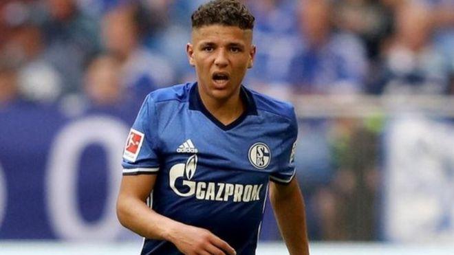 المغربي أمين حارث أحسن لاعب صاعد في الدوري الألماني