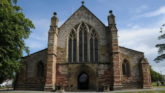 st asaph cathedral jobs under threat amid cost cutting bbc news