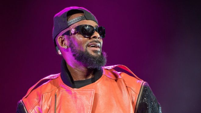 R Kelly denied that he is holding several young women in