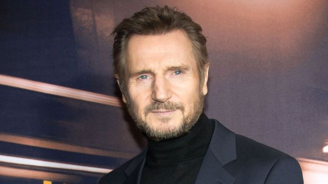Liam Neeson says he's 'not racist' after controversial