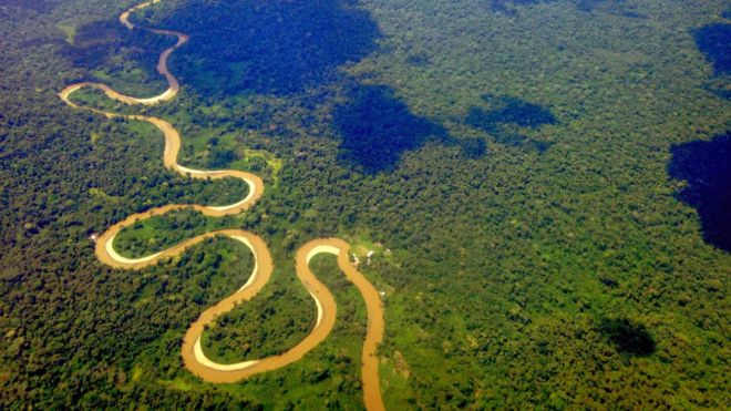 Amazonas en Ecuador