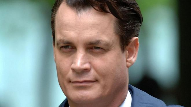 Tycoon Matthew Mellon leaves Southwark Crown Court in London, prior to the start of a computer hacking trial on Monday 23 April 2007.