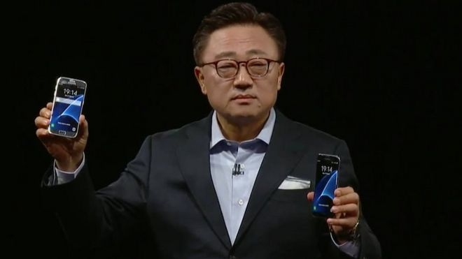 Samsung S7 phones