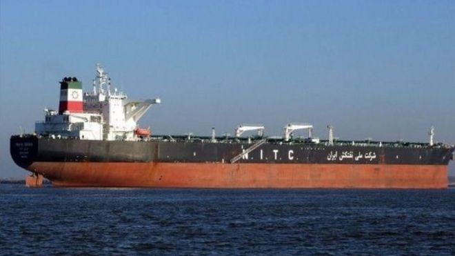 پنجمین نفتکش ایرانی از دریای کارائیب امروز 'وارد آبهای ونزوئلا میشود'