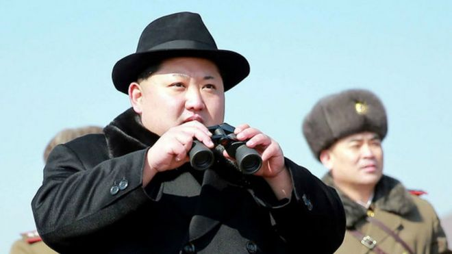 Bw Kim-Jong-Un