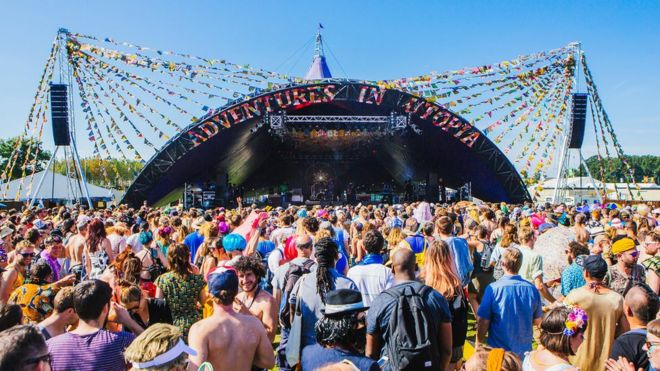 the festivals aiming to get rid of single use plastic by 2021 bbc news