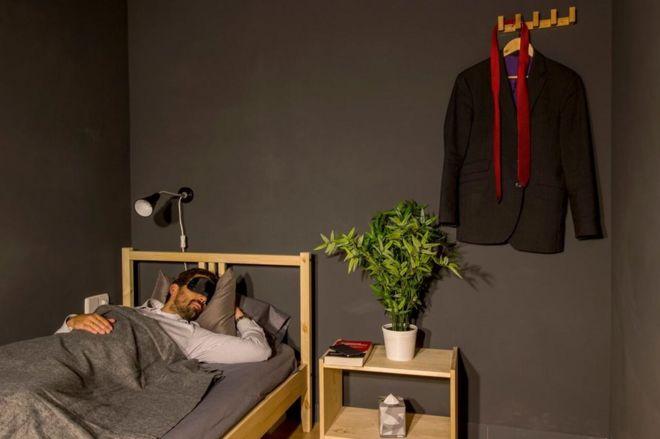¿Cómo es dormir una siesta pagando por minuto en España, el país