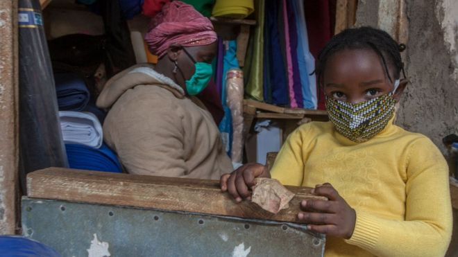 Семья в Малави