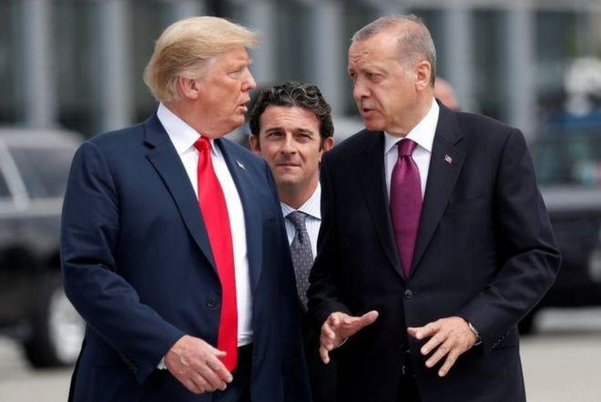 Financial Times: Pastör Brunson'ın bırakılması Türkiye-ABD ilişkilerinin yeniden inşası için bir şans