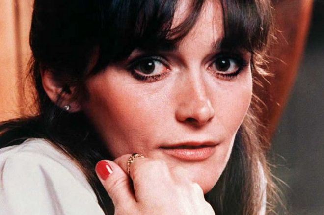 IMG MARGOT KIDDER, Canadian-American Actress and Activist