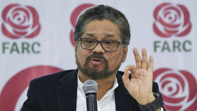 Iván Márquez (Foto: Luis Acosta/ AFP)