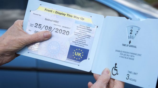 Blue badge permits: People with 'hidden disabilities' to be eligible