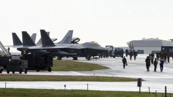 آمریکا نوشیدن الکل را برای نظامیان خود در اوکیناوا ممنوع کرد