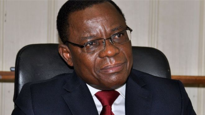 Lopposant Camerounais Maurice Kamto Refuse Une Audience à Huis