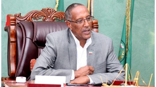 Madaxweynaha Somalinad, Muuse Biixi Cabdi