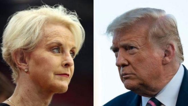 ترامب يهاجم أرملة السيناتور الجمهوري الراحل جون ماكين