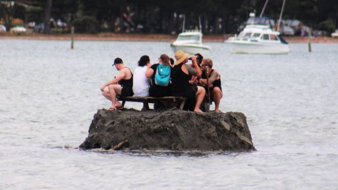 New Zealanders Build Island in Bid to Avoid Alcohol Ban