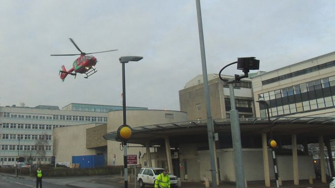 Cardiff Hospital Backed as Major Trauma Centre