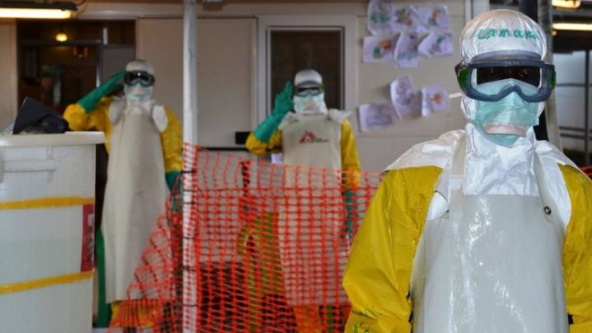 Image result for At least one dead in new Ebola outbreak in Congo
