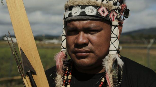 indígena Pemón