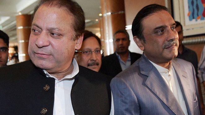 پاکستان، آصف علی زرداری