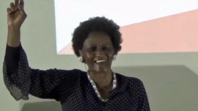 Nomhle Nkonyeni in 2016