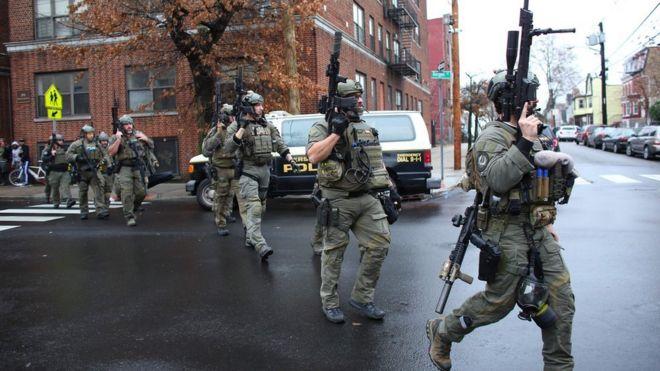 Шесть человек погибли в череде перестрелок в Нью-Джерси