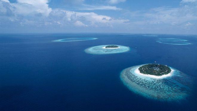 Ilhas oceânicas