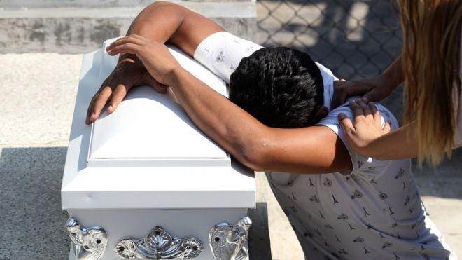 MEXICO: ¿por qué no hay más indignación internacional ante los miles de muertos y desaparecidos?