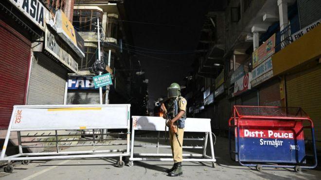 """印度废除""""一国两制"""":喀什米尔人最大担忧——移民潮"""