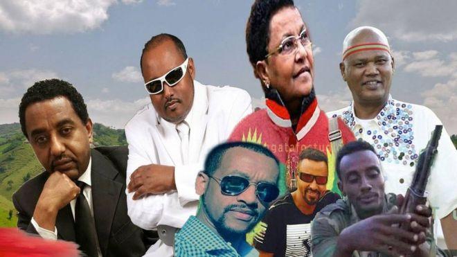 Barri bara bilisummaati: Aartistoota Oromoo - BBC News Afaan