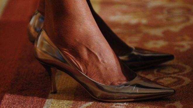 Туфли Мишель Обамы