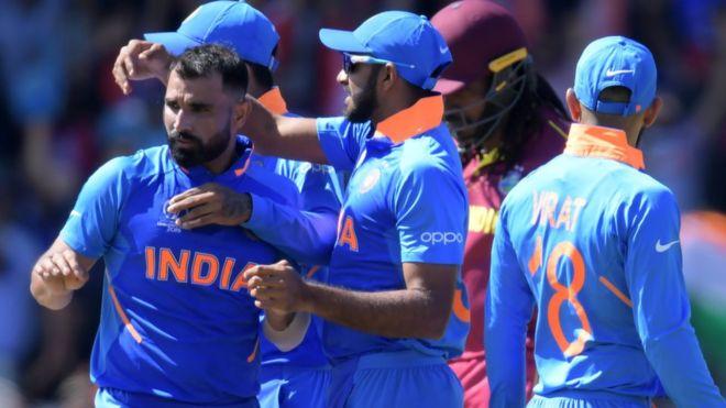 India Cricket Team S Orange Kit Plans Sparks Political Row