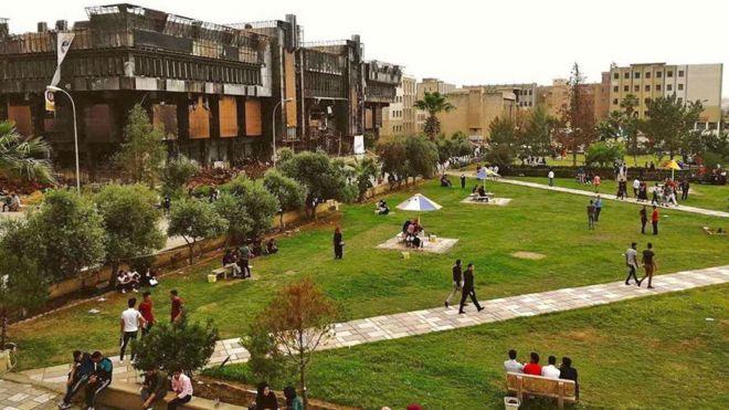 Universidade de Mossul