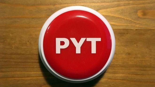 pyt按钮