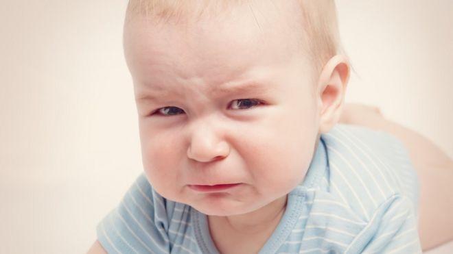 Manzanilla para la cara del bebe