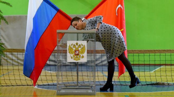 В России стартовал единый день голосования. Выборы пройдут во всех регионах