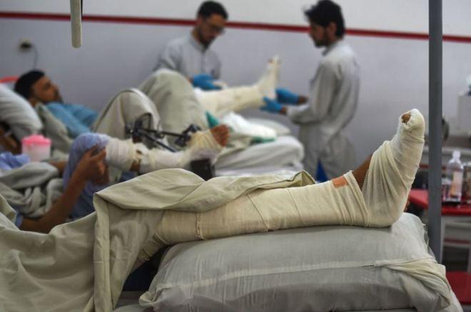 سازمان ملل: در سال جاری بیش از ۲۵۰۰ غیرنظامی افغان در جنگ کشته شدهاند