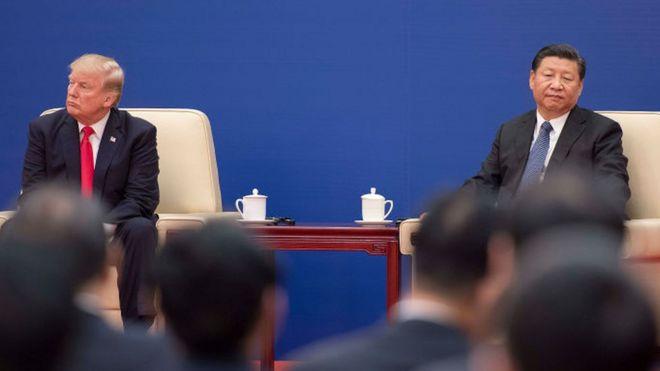Trump Xi Jimping